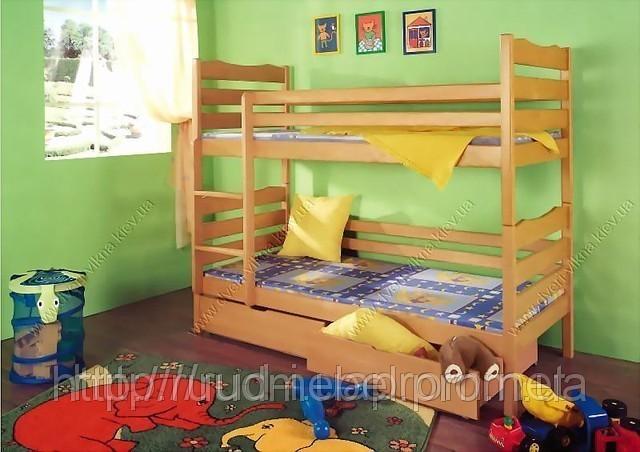 Детские кровати два яруса