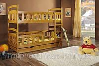 Детская кровать  из массива дерева  от производителя, фото 1