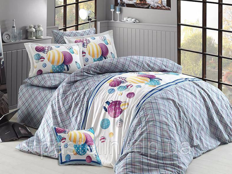 Комплект постельного белья First Choice бязь de luxe ranforce halley