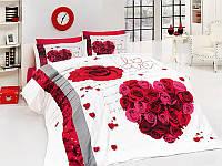 Комплект постельного белья First Choice сатин люкс helena