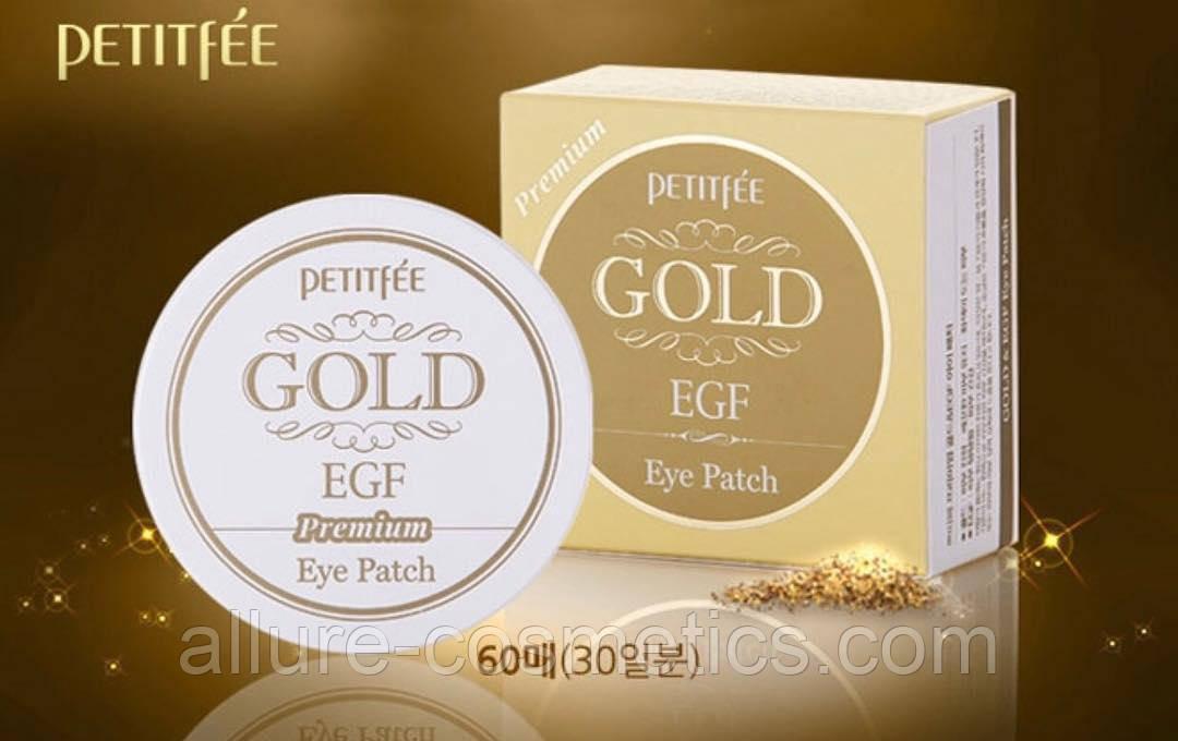 Гидрогелевые патчи Petitfee Gold & EGF Patch