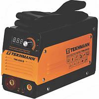 ✅ Зварювальний апарат-інвертор Tekhmann TWI-250 D (842764)