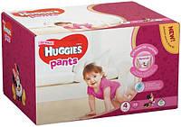 Huggies. Подгузники-трусики Huggies Pants для девочек 4 (9-14 кг), 2х36шт (564098)