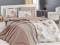 Комплект постельного белья First Choice de luxe ранфорс цветной ria vizon