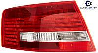 Фонарь задний левый SDN -2008 Audi A6 2005-2011 (C6), фото 1