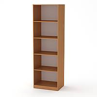 Шкаф книжный КШ-1 бук Компанит (61х45х195 см), фото 1