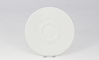 Блюдце фарфоровое 17 см (под чашку 290 и 300 мл) Lubiana Paula 1723