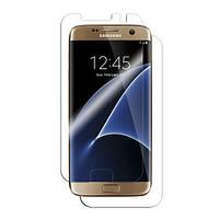 Бронированная полиуретановая пленка BestSuit (на обе стороны) для Samsung G930F Galaxy S7 Прозрачная