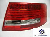 Фонарь задний правый SDN -2008 Audi A6 2005-2011 (C6), фото 1