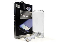 Power Bank портативное зарядное устройство SC-19 30500 mAh