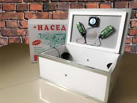 Автоматический инкубатор Наседка ИБ-54 ламповый