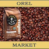 Кофе в зернах LAVAZZA Tierra весовой 1кг