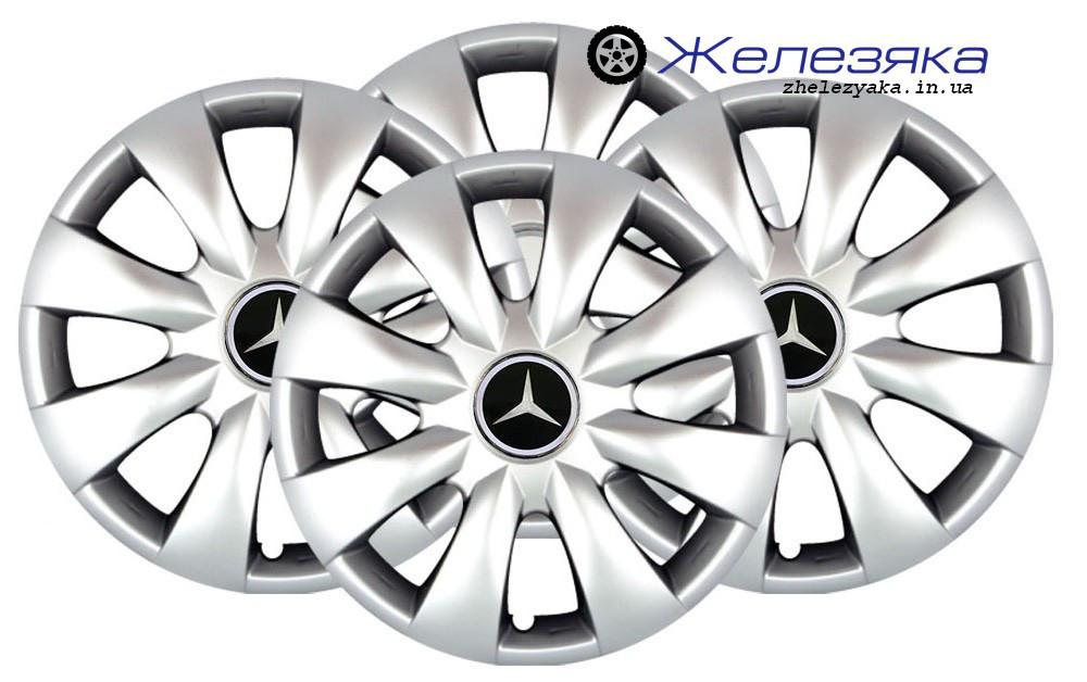 Колпаки на колеса R15 SKS/SJS №316 Mercedes