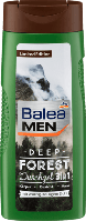 Гель для душу Balea MEN Duschgel Deep Forest 3in1, 300 ml