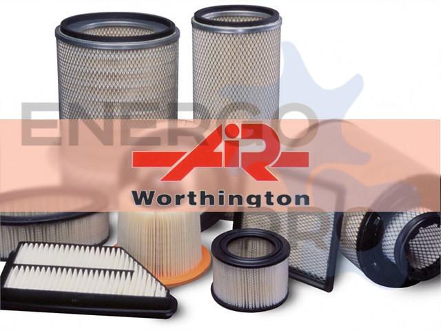 Фильтры к компрессору Wotrhington ROLLAIR 125, 125A, 125B, 125C, 125D, 125EA, 125EB, 125EC, 125V