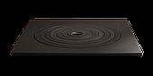 """Плита чугунная под казан """"Сич"""" 550*550 мм Ø 390 мм (7 колец) вес - 22 кг"""