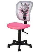 """Детское компьютерное кресло """"Office4You"""" Zebra pink"""