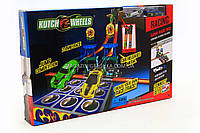 Трек «Kutch wheels» 2 машинки S8820, фото 1