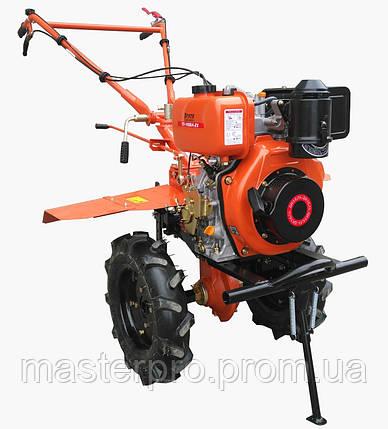 Мотоблок дизельный TA-TA TT-1100AE ZH, фото 2