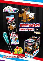 Vitaland Драже фруктовое + шпионского сияющая ручка 2г * 24шт, фото 1