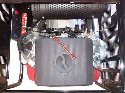 Генератор WEIMA WM1110-A (9,5 кВт) + ATS (автоматика), фото 2