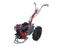 Мотоблок МБ-6ДE Мотор Сич с двигателем WEIMA (дизель 6 л.с. с электростартером)