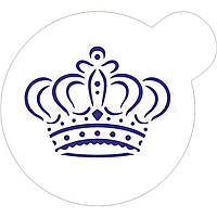 Трафарет Корона 1 6см