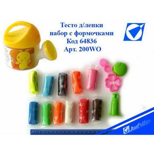 WO200 Тесто д/лепки