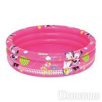 Басеин Best Way Disney, розовый, 102*25 см