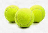 Мячи для большого тенниса для начинающих
