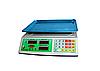 Торговые электронные весы WIMPEX WX 5002,  до 50 кг, фото 2