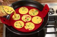 Форма для оладий и яиц и горячих бутербродов Flippin' Fantastic