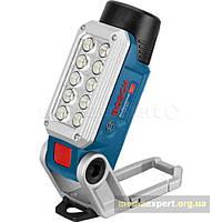Фонарик аккумуляторный Bosch Gli 12v-330 (без аккумулятора и зарядного устройства)