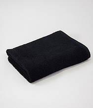 Полотенце Lotus черное 40*70