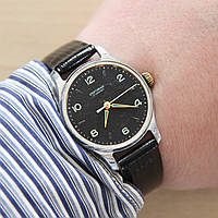Спортивные наручные механические часы СССР, фото 1