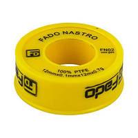 Фум-лента FADO 12мм*0.1мм*12м*0.7г ГАЗ (FN02)