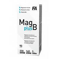 Fitness Authority Витамин Б Mag plus B (90 tab)