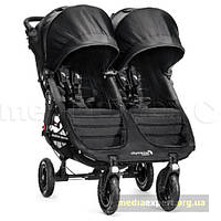 Коляска Baby Jogger City Mini Double Gt Black/black