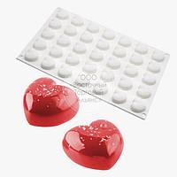 Форма силиконовая для муссовых тортов - Micro Love - 30 x 17,5 см, фото 1