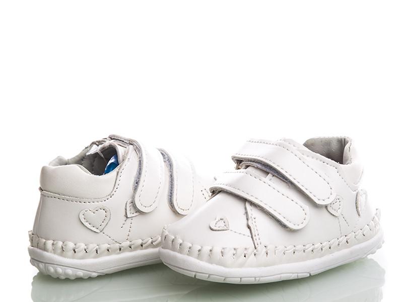Обувь для девочек, детские пинетки белые, MaiQi
