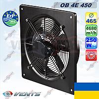 Вентилятор осевой промышленный ВЕНТС ОВ 4Е 450 (4680 куб.м, 250 Вт), фото 1