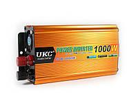 Преобразователь напряжения 24V 1000W AC/DC SSK 220V Gold ZM