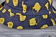"""Панама """"Птенчики"""", 42-54 см, 3 размера, фото 3"""