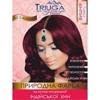 Краска для волос Вишня Triuga Herbal 25г