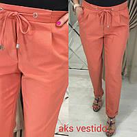 Женские стильные брюки, в расцветках, Турция
