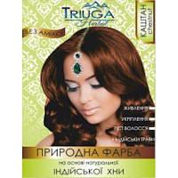 Краска для волос Каштан Triuga Herbal 25г