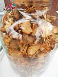 Грибы лисички  сушеные в банках по 3л, фото 4