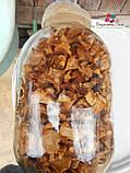 Грибы лисички  сушеные в банках по 3л, фото 5