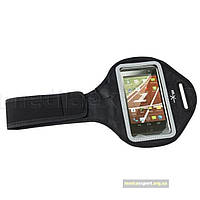 Чехол Natec повязка на руку для смартфона X4 Extreme Media черный