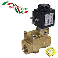 Электромагнитный клапан для пара 21YW5KOT190 (ODE, Italy), G3/4, фото 1